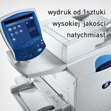 drukowanie cyfrowe